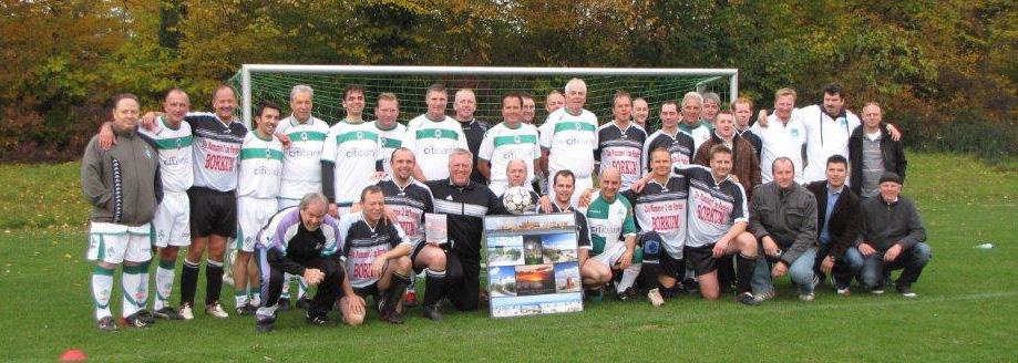 TG Bant zu Gast bei Dieter Burdenski und seinen Werder Bremen Fußballfreunden im November 2011